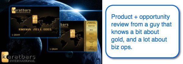 karatbars international mlm review