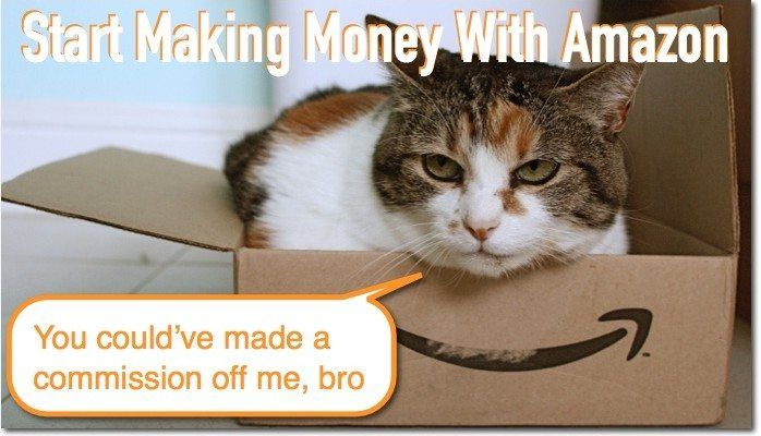 Start Making Money With Amazon