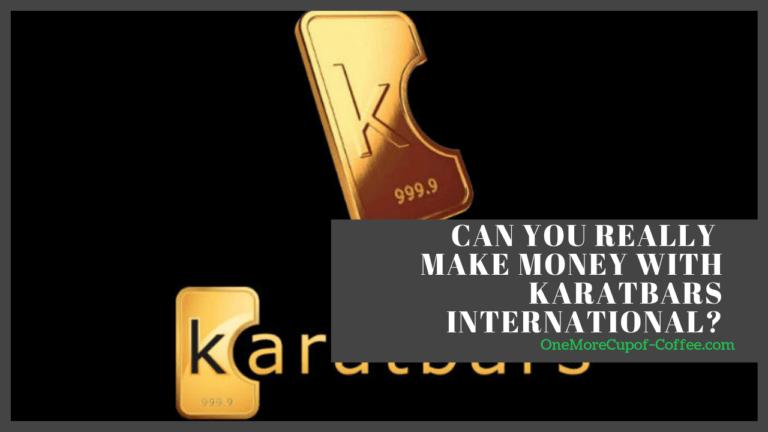 make money karatbars international