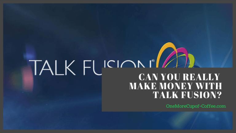 make money talk fusion