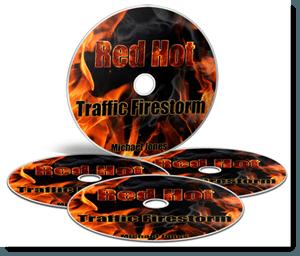 red hot traffic firestorm logo