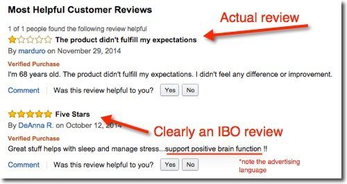 reviews brain fuel