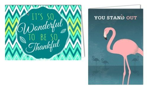 send out cards examples