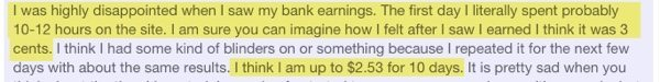 tsu earnings
