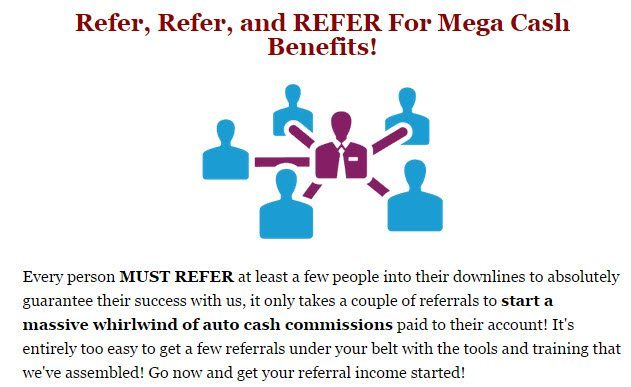 Refer, Refer and Refer