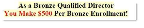Bronze Qualified Director