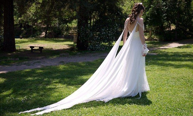 wedding dress park