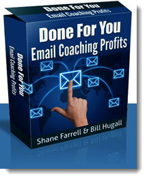 Done For You Email Coaching Profits