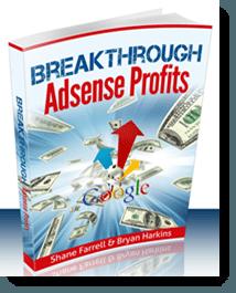 breakthrough adsense profits