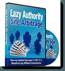 lazy authority site arbitrage