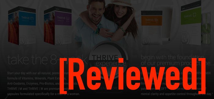 le vel thrive review