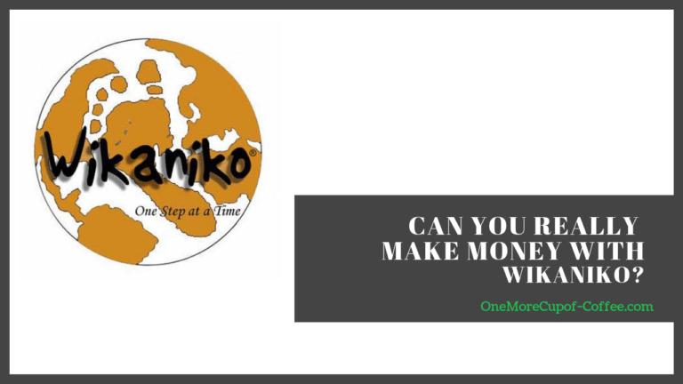 make money WIKANIKO