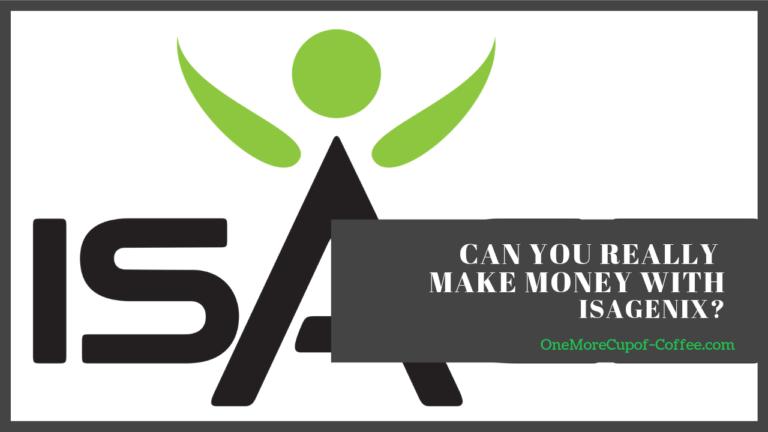 make money isagenix