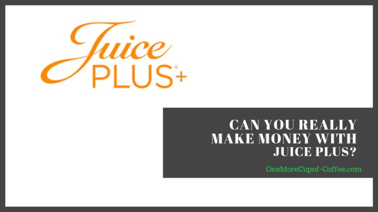 make money juice plus