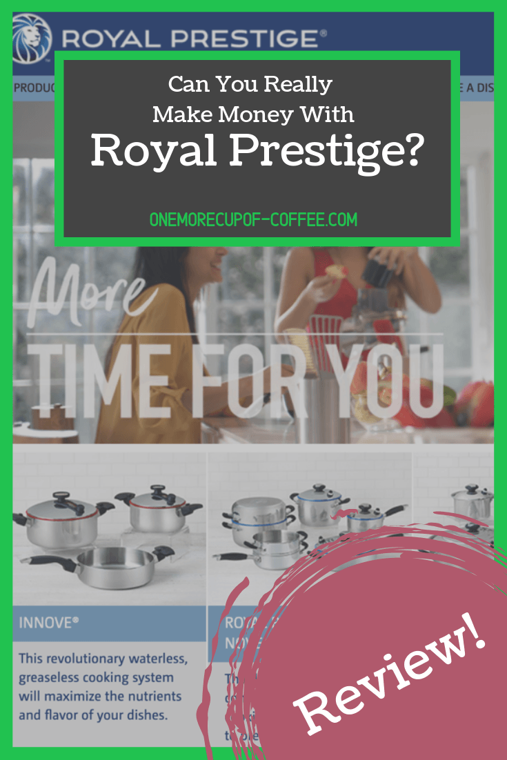 make money royal prestige
