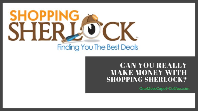make money shopping sherlock