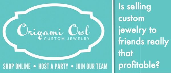 origami owl parties review