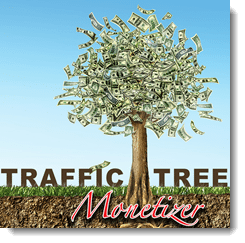 traffic tree monetizer