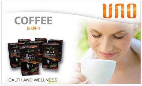 8-in-1 Coffee