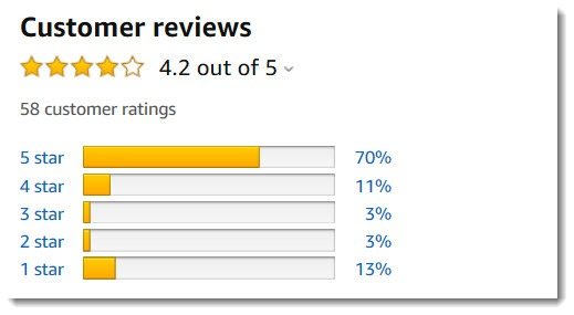 Customer Reviews for Arbonne Vanilla Shakes