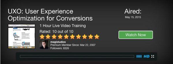 UXO User Experience