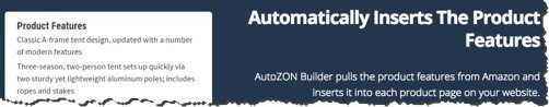 autozon features