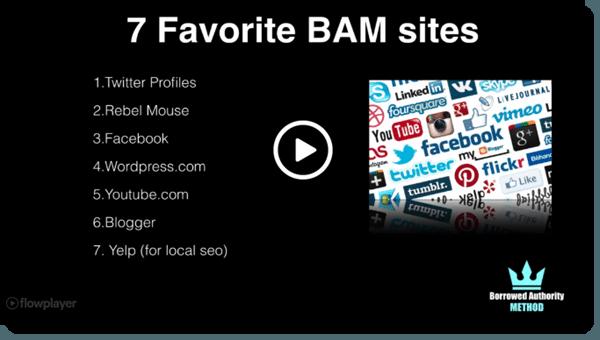 bam sites