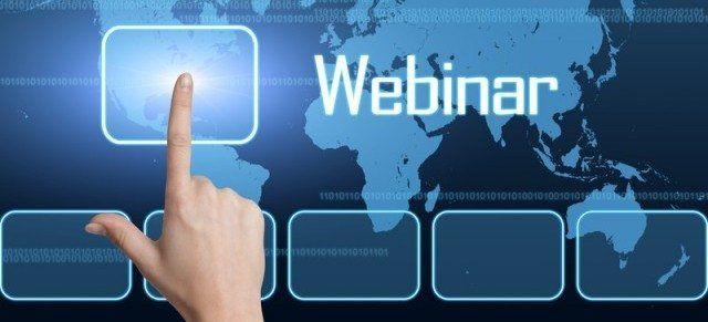 live webinar training