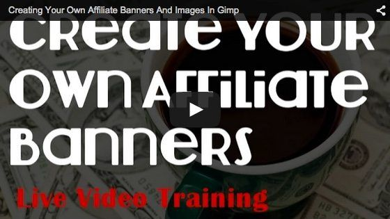create your own affiliate banners