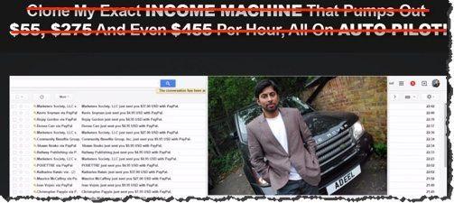 false advertising income
