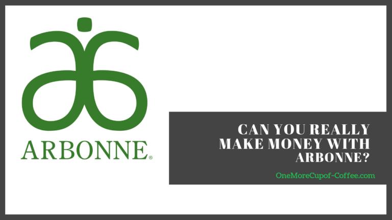make money arbonne