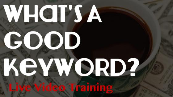 whats a good keyword thumbnail