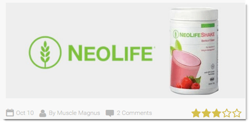 NeoLife Shake Review