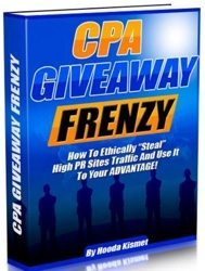 cpa giveaway frenzy review