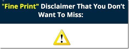 fiverr disclaimer
