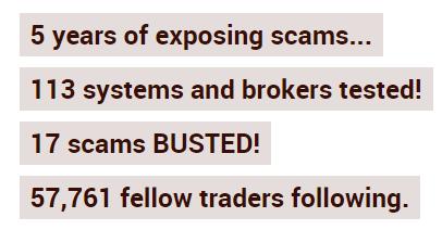 Exposing Scams