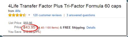 Tri-factor