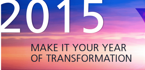 Year of Transformation