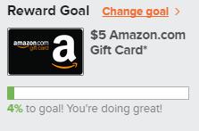 Reward Goal