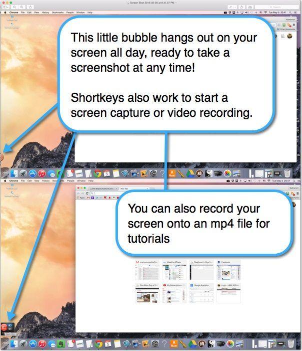 desktop capture