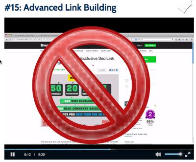link building bad