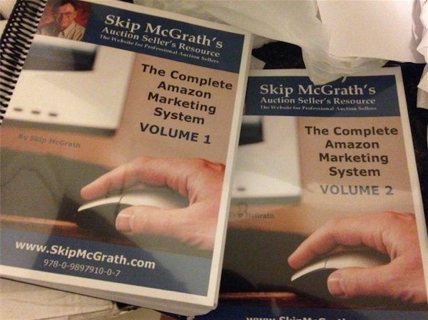 skip mcgrath complete amazon marketing system