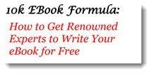 10k ebook formula