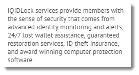 iQID Lock