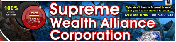 Supreme Wealth Alliance Corporation