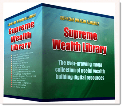 Supreme Wealth Library
