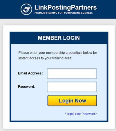 Link Posting Partners