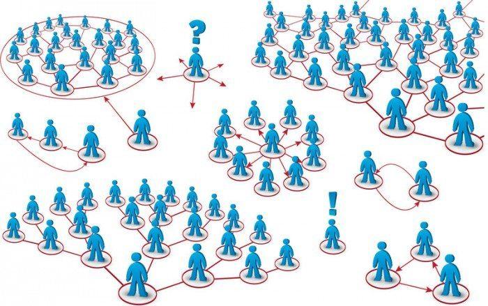 network marketing team