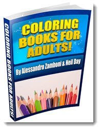 Coloring Books for Adults Review – Can You Make Money With It?