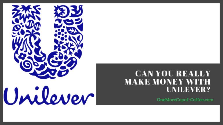 make money unilever